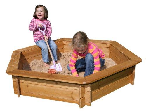 1.5m Hexagonal Sand Pit