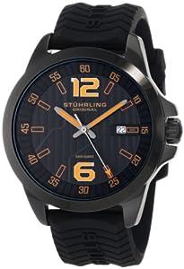 Stuhrling Original Men's 219B.335657 Octane Concorso D'Italiano Swiss Quartz ...