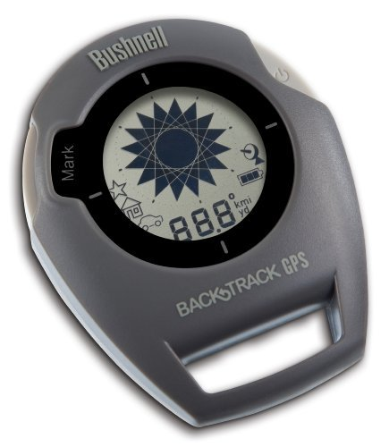 Bushnell BackTrack Original G2 GPS Personal Locator and Digital Compass, White/Yellow