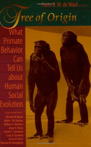 primate evolution essay In primates, numerous hypotheses address the evolution of intelligence, typically  based on  in the latest on the best: essays on evolution and optimality (ed.