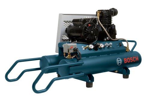 Bosch CET8-15W 8 Gallon 1.5 HP Electric Wheelbarrow Air Compressor