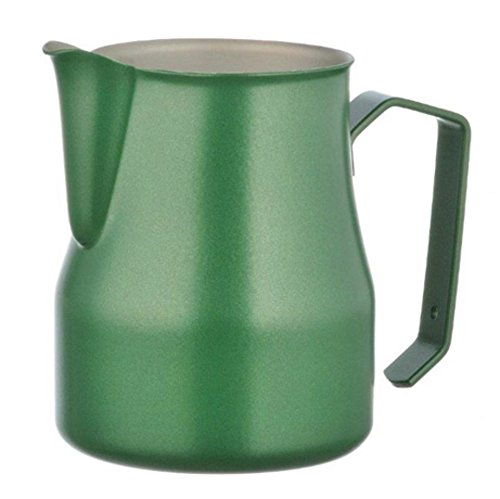 motta-stainless-steel-professional-milk-pitcher-35cl-green