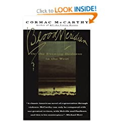 Cormac McCarthy Fiction Collection