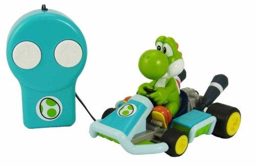 Nintendo-Mario-Cart-Yoshi-Remote-Control-Car