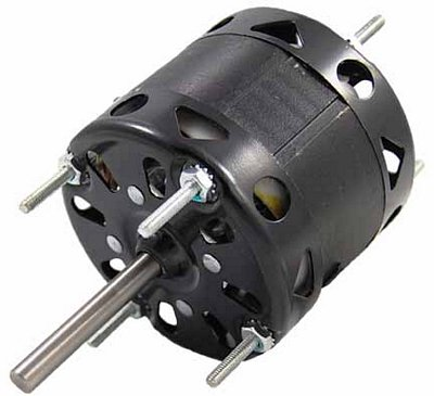 Packard 3.3 Inch Diameter Motor 230 Volts 1550 Rpm