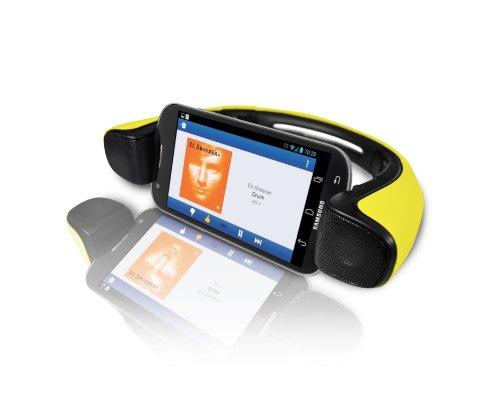 Favi Boomerang Mini Wireless Surround Sound For Smartphones (Yellow)