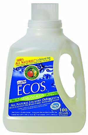Earth Friendly Products ECOS 2x Liquid Laundry Detergent