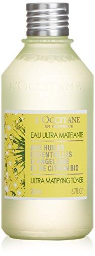 L'Occitane Angelica Lemon Ultra Mattifying Toner - 200 ml