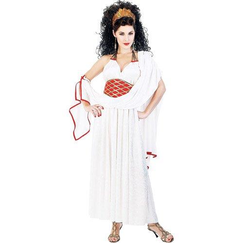 Hera Queen of the Olympians Costume - Medium - Dress Size 8-10