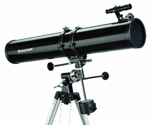 Why Choose The Celestron 21045 114mm Equatorial PowerSeeker Telescope