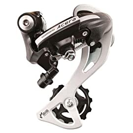 Shimano Acera 7/8 Speed Mountain Bicycle Rear Derailleur - RD-M360