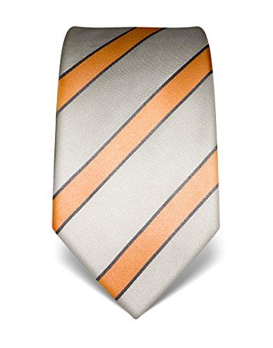 vincenzo-boretti-corbata-seda-plateado-naranja-unica