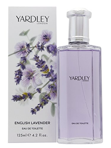 Yardley London English Lavender, Eau de Toilette 125 ml