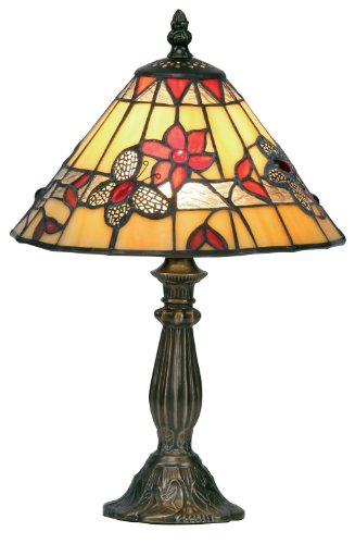 Butterfly Tiffany Table Lamp