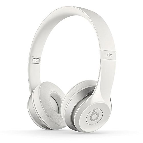 beats by dr.dre Solo2 WHITE