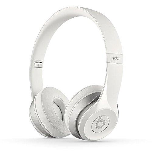 beats by dr.dre Solo2 WHITEのサムネイル写真01。おしゃれなヘッドホンをおすすめ-HEADMAN(ヘッドマン)-