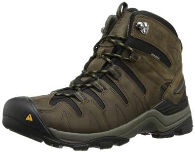 Buy KEEN Mens Gypsum Mid Waterproof Hiking Boot by Keen