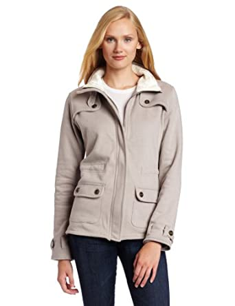 Carhartt Women's Sherpa Sweat Jacket, Glacier, XX-Large