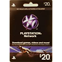 PlayStation Network Card $20(北米版)