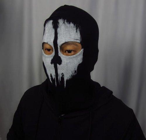 Call Of Duty Cod 10 Ghosts Logan Balaclava Ski Skull Hood: Pixnor® Call Of Duty Ghost Skull Balaclavas Skiing