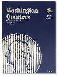 Whitman Washington Quarter #2 Folder (1948-1964) #9031