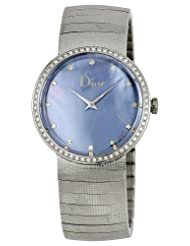 Christian Dior Women's CD042111M004 Baby D Stainless Steel Bracelet Watch
