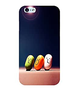 printtech LOL Funny Cool Back Case Cover for Apple iPhone 6