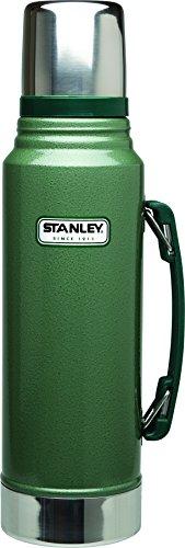 Stanley 1.1Qt Classic Vacuum Bottle - Hammertone Green