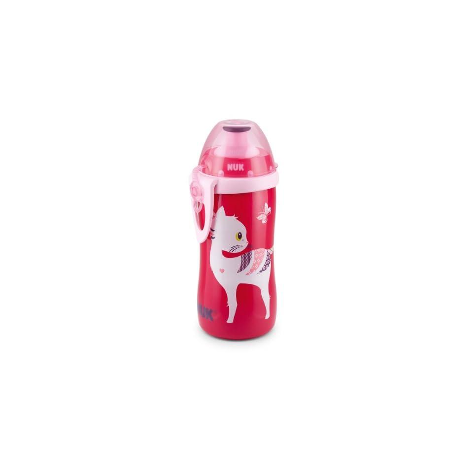 Junior Cup mit Push-Pull Trinkt/ülle NUK 10255069