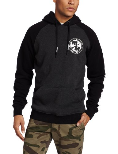 Metal Mulisha - Mens Finale Sweatshirt, Size: Medium, Color: Black