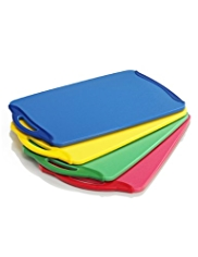 4 Colour Code Chopping Board