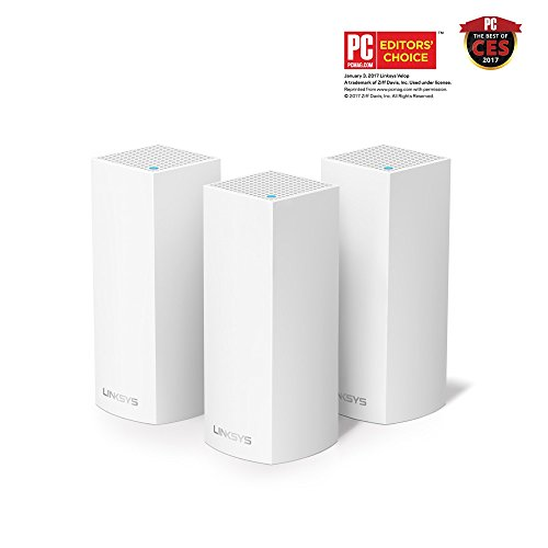 Linksys Velop Whole Home Mesh System