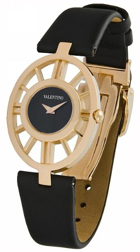 Valentino Vanity Rose Gold Plated Stainless Steel Womens Fashion Strap Watch V42SBQ5009-S009