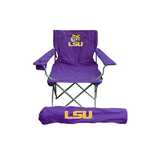 Rivalry Ncaa Adult Chair Team: Lsu