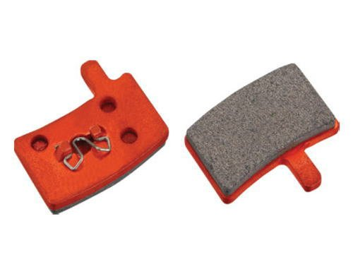 Buy Low Price Jagwire Red Zone Disc Pads for Hayes Stroker Trail, Carbon (DCA073)