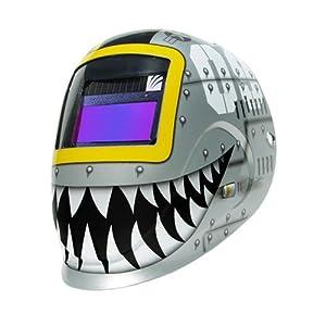 ArcOne 5000V-1171 Shade Master Fighting Tiger Welding Helmet from ArcOne