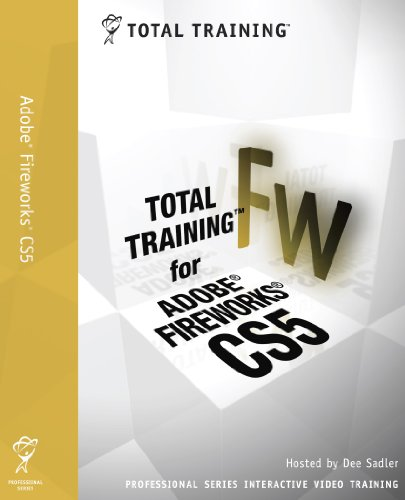 Total Training for Adobe Fireworks CS5 [Download]