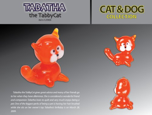 Looking Glass Tabatha The Cat Toy - 1