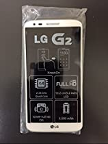 LG G2 D800 32GB AT&T Unlocked GSM 4G LTE Quad-Core Android Smartphone w/ 13MP Camera - White