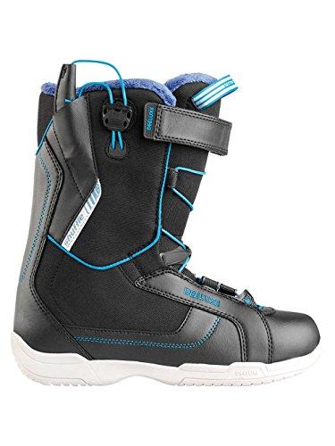 Da Snowboard da uomo Boot DEELUXE Shuffle One, nero/blu, 26