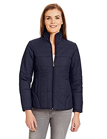 Qube by Fort Collins Women's Jacket (660_Navy_xl)