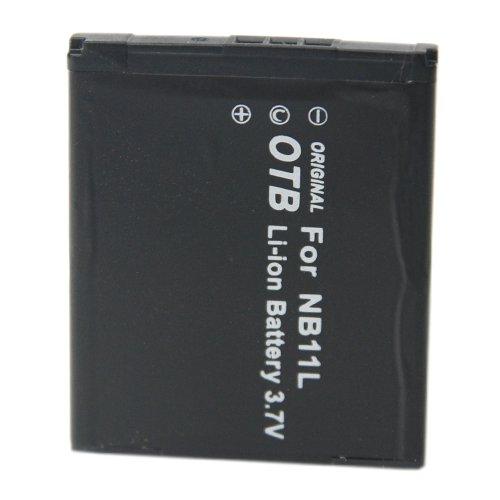 Digitalkamera Akku NB-11L für Canon Ixus / PowerShot / 3,7V Li-Ion / Ixus 125HS, 240HS / PowerShot A2300, A2400IS, A3400IS, A4000IS