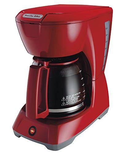 Proctor Silex Coffee Maker Instruction Manual : Proctor-Silex 12 Cup Coffeemaker, Red (43603) New eBay