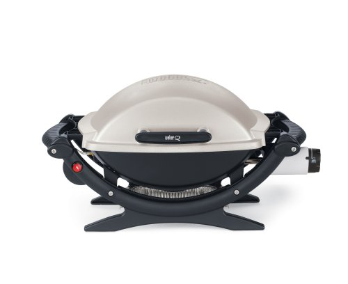 propane gas grill weber 516002 q 120 gas grill. Black Bedroom Furniture Sets. Home Design Ideas