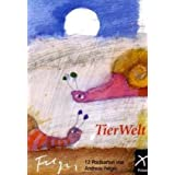 "TierWelt: Postkarten-Setvon ""Andreas Felger"""
