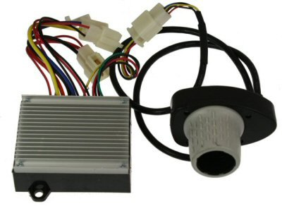 Razor Dirt Quad Electrical Kit (Throttle & Control Module) (Dirt Quad Controller compare prices)