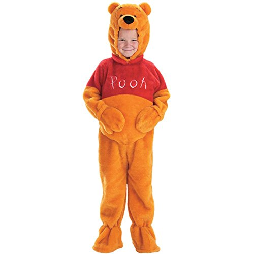 Child's Small Toddler Winnie The Pooh Costume (Size: 1-2T)