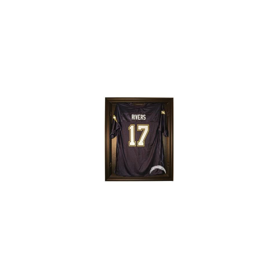 San Diego Chargers Cabinet Style Jersey Display Case
