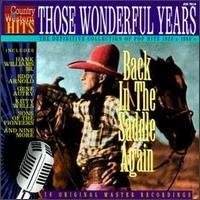 Those Wonderful Years: Back in the Saddle Again
