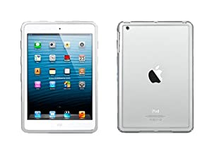 "iPad Mini Bumper Case - Premium Aluminum Metal Case for Apple iPad Mini 7.9"" - Silver"